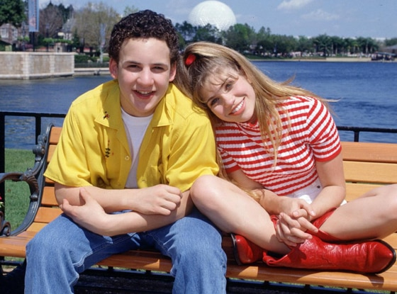 Ben Savage, Danielle Fischel, Boy Meets World