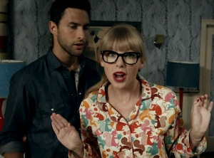 Taylor Swift, We Are Never Getting Back Together