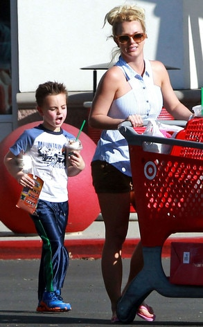 Britney Spears, Jayden James