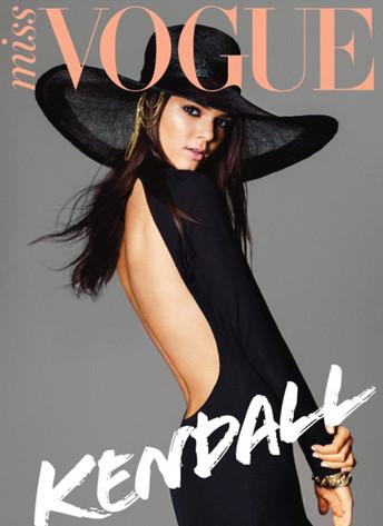 Kendall Jenner, Miss Vogue