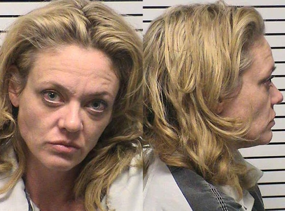 Lisa Robin Kelly, Mugshot