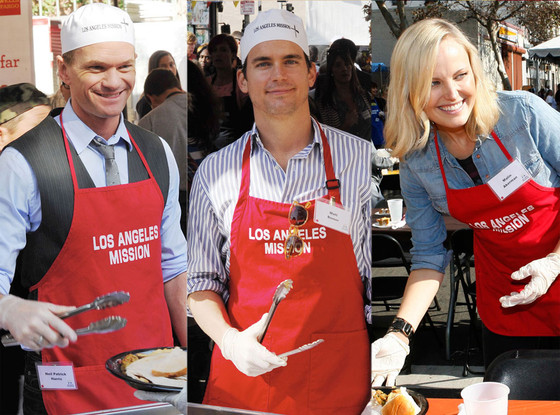 Do-Gooders: Neil Patrick Harris, Matt Bomer, Malin Ackerman
