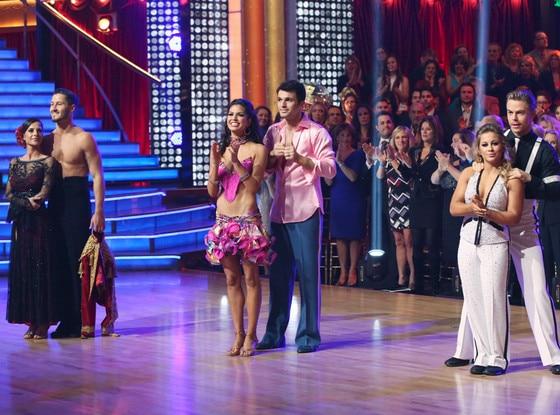 Dancing with the Stars, Melissa Rycroft, Kelly Monaco, Shawn Johnson