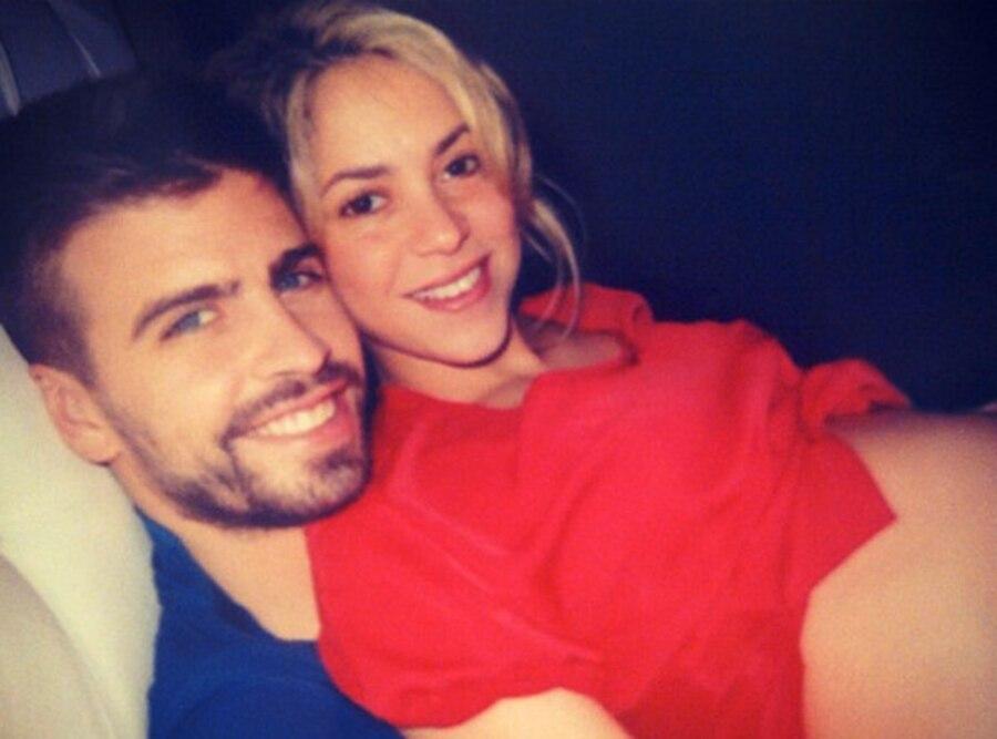 Shakira, Twit Pic