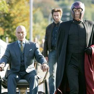 X-Men, Ian McKellan, Patick Stewart
