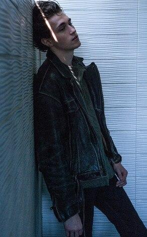 Braison Cyrus Modeling Pic