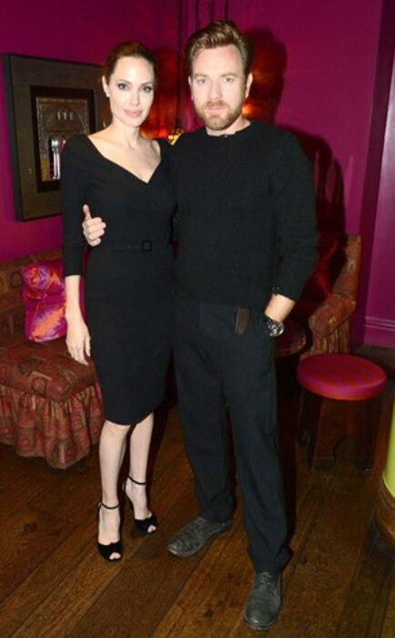 Angelina Jolie, Ewan McGregor