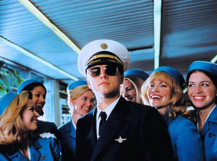 Leonardo DiCaprio, Catch Me If You Can