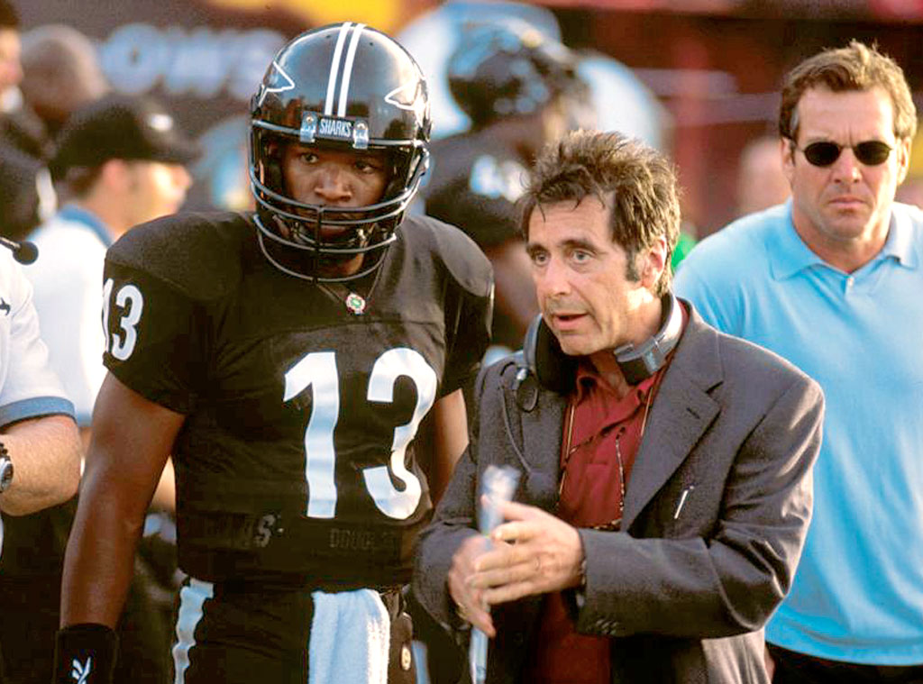 Any Given Sunday, Jamie Foxx, Al Pacino