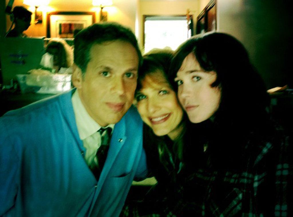 Ellen Page, Twit Pic