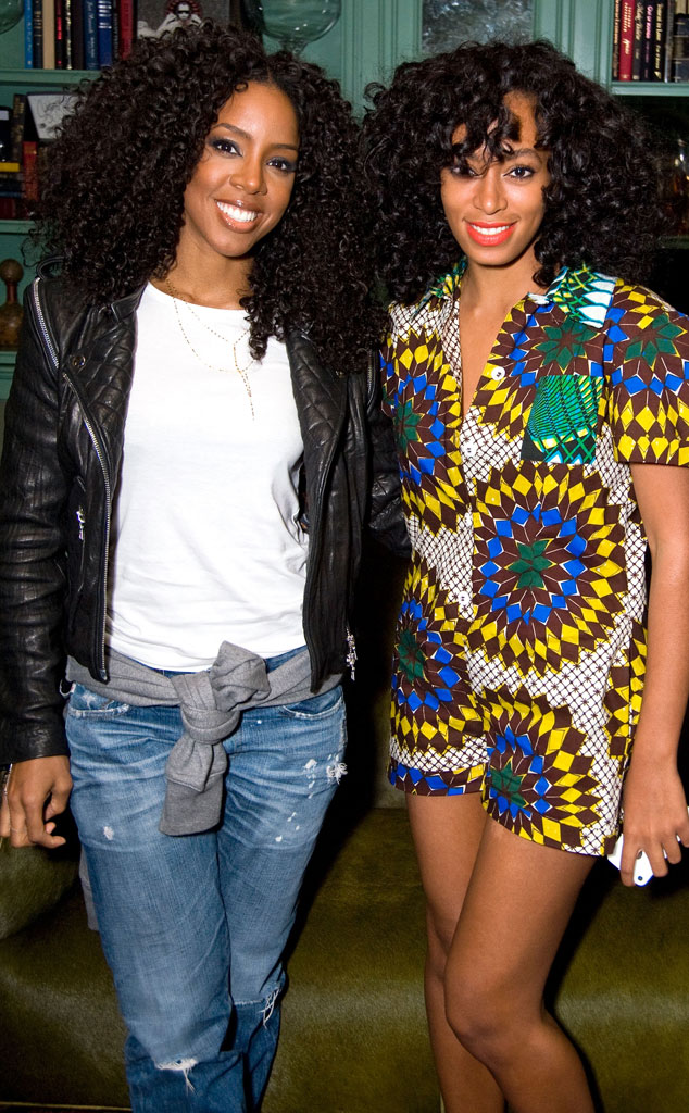 Kelly Rowland, Solange Knowles