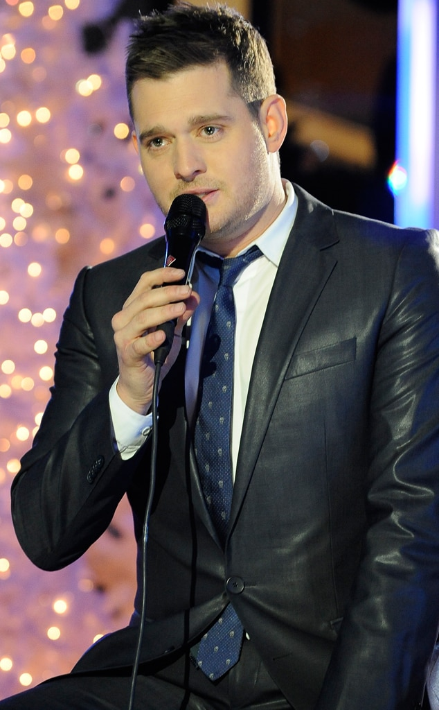 Michael Buble, Rockefeller ChristmasTree Lighting
