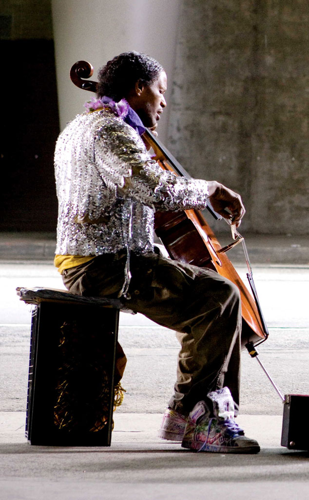 Jamie Foxx, The Soloist