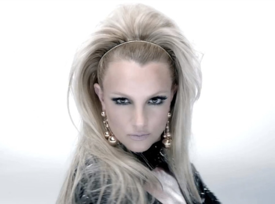 Britney Spears, Will.I.Am, Scream and Shout
