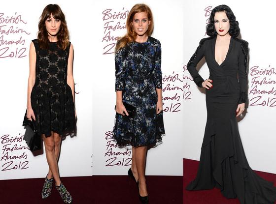 Best of British Fashion Awards