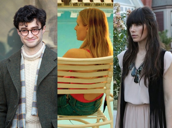 Sundance, Daniel Radcliffe, Jessica Biel, Kristen Bell