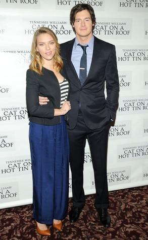 Scarlett Johansson, Benjamin Walker