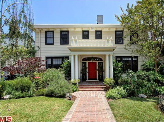 Katherine Heigl Home