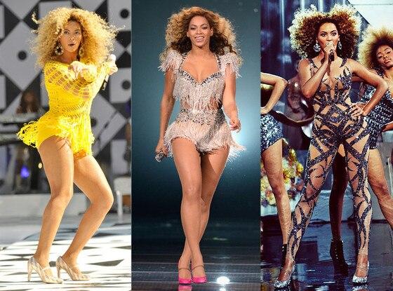 Beyonce Knowles, Stuart Weitzman Shoes