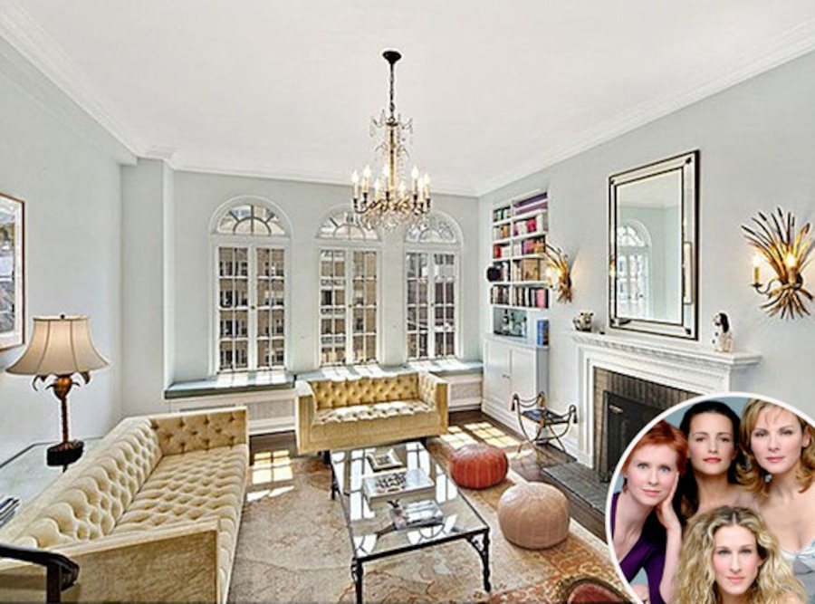 Candace Bushnell, New York Apt., Sex and they City