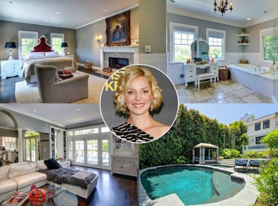 Katherine Heigl, Home