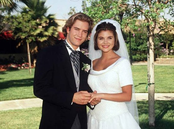 Mark-Paul Gosselaar, Tiffani Thiessen, Saved by the Bell