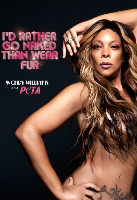 Wendy Williams, PETA Ad