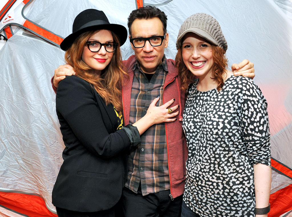 Amber Tamblyn, Fred Armisen, Vanessa Bayer