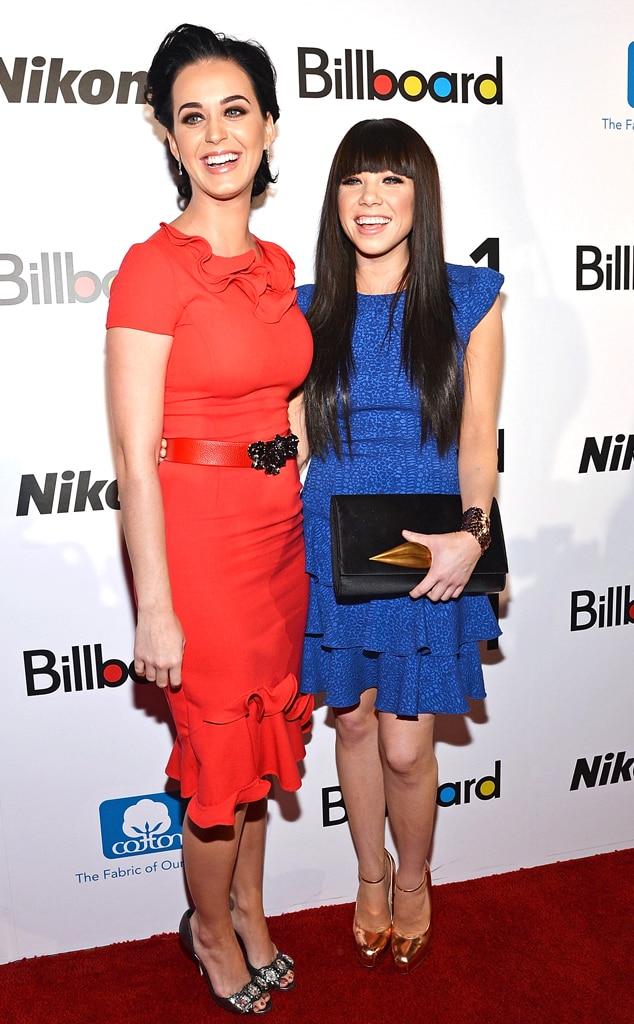 Katy Perry, Carly Rae Jepsen