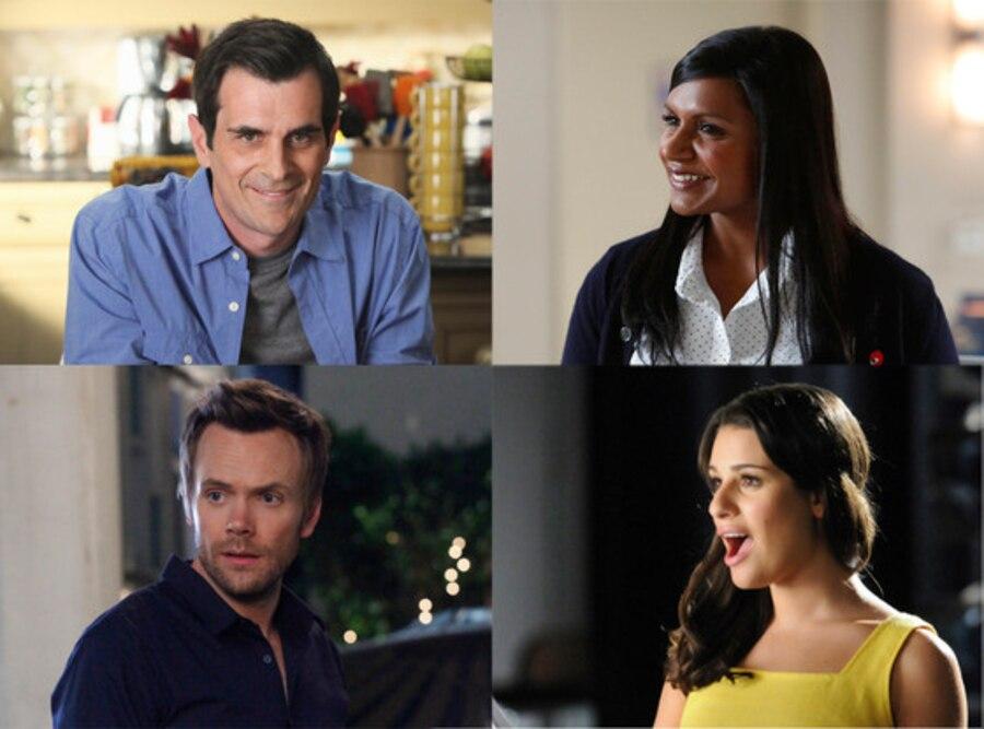Top Ten TV Comedies