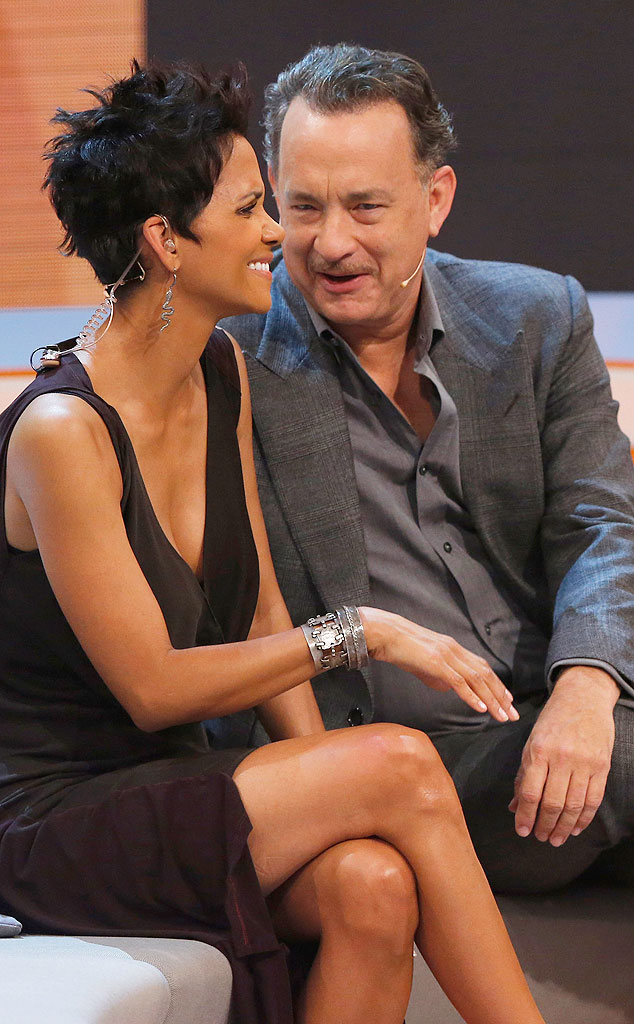 Halle Berry, Tom Hanks