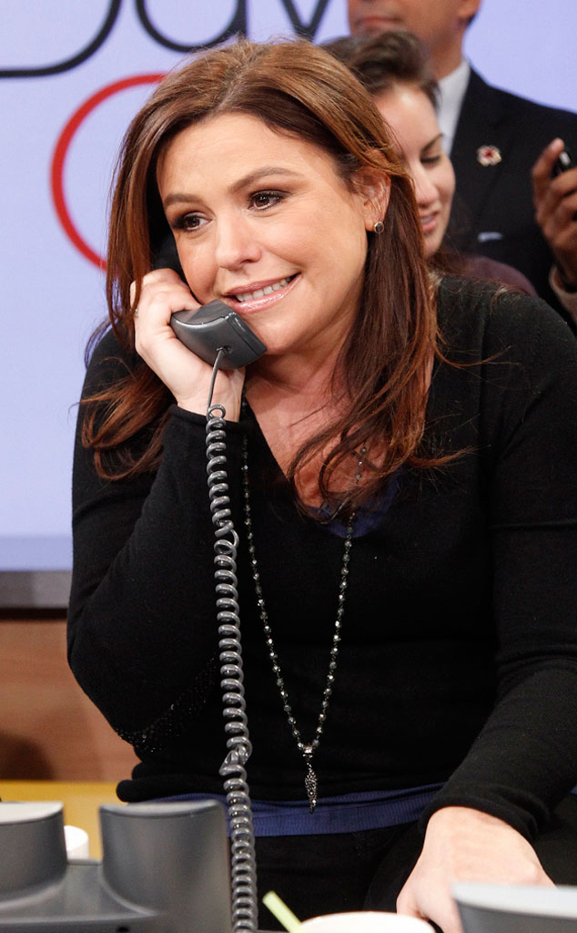 Rachel Ray, Good Morning America, A Day of Giving