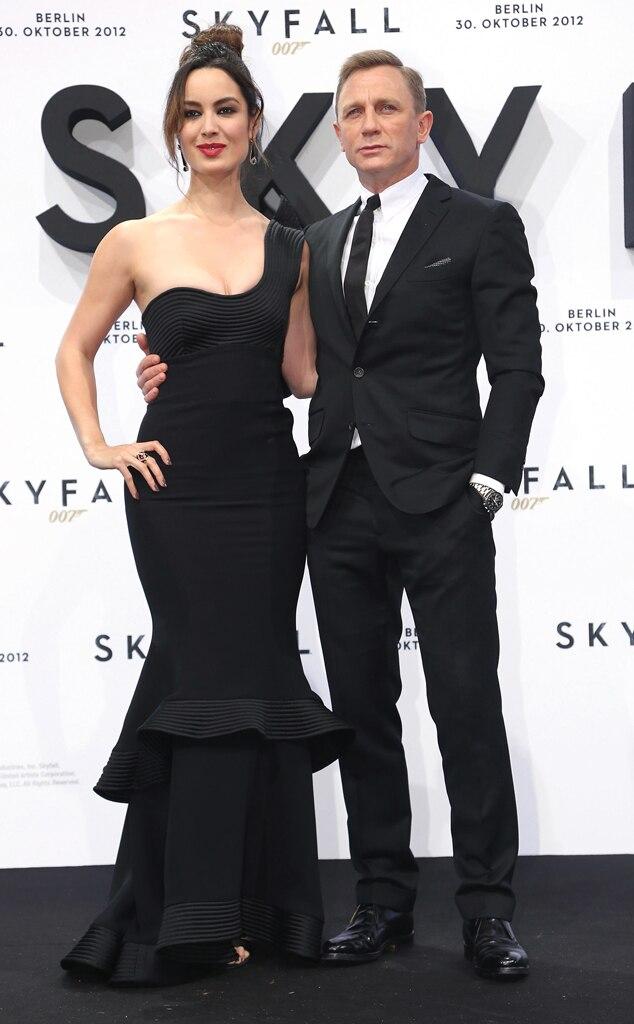 Berenice Marlohe, Daniel Craig