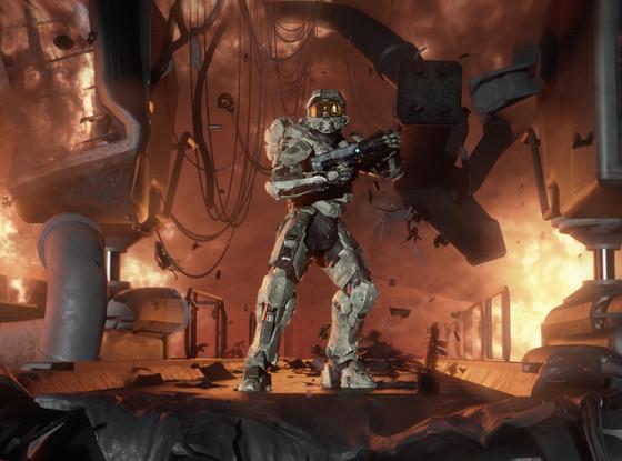 Halo 4 Screen shot