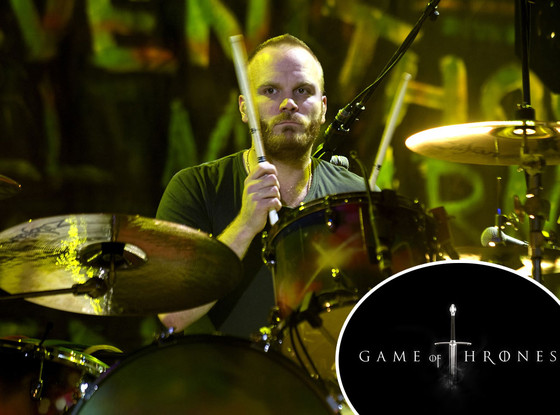 Will Champion, Coldplay, Game of Thrones