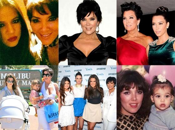 Kris Jenner, Family