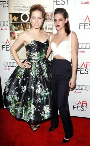 Amy Adams, Kristen Stewart