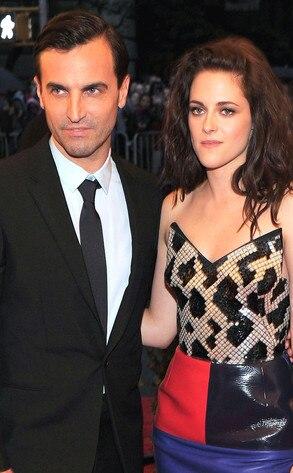 Nicolas Ghesquière, Kristen Stewart