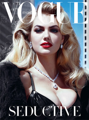 Kate Upton, Vogue Italy