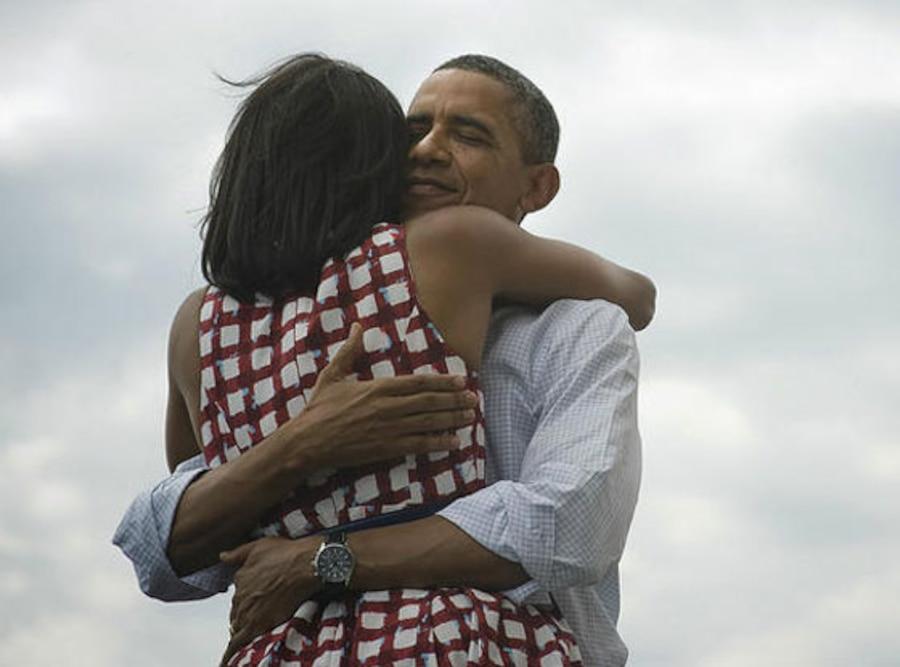 Election Tweet, Barack Obama, Michelle Obama