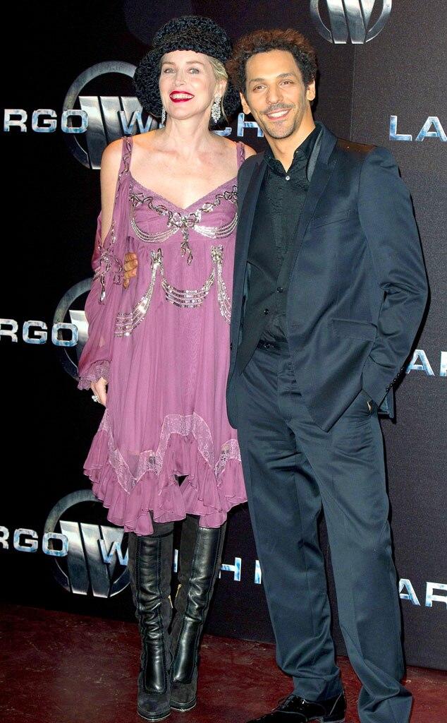 Sharon Stone, Tomer Sisley