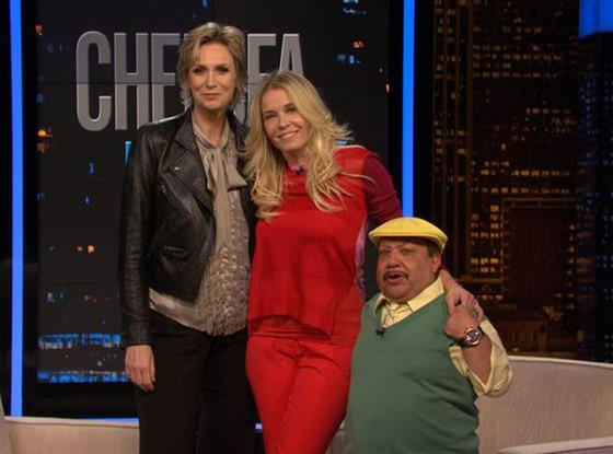 Chelsea Lately, Wardrobe