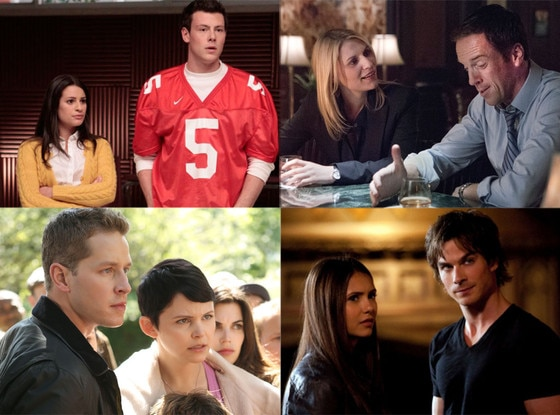 Fall TV Couples