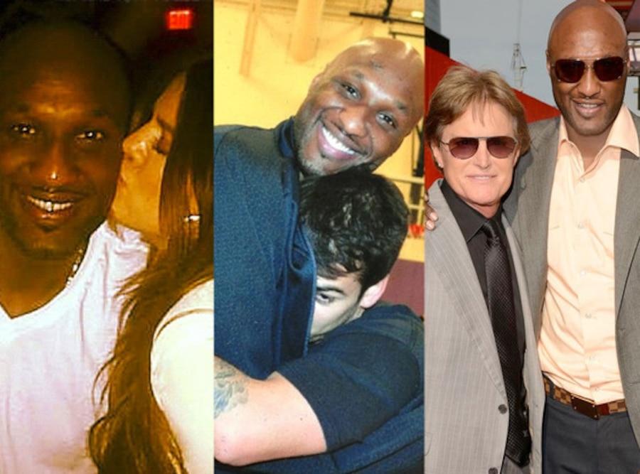 Keeping Up With The Kardashians, Lamar Odom