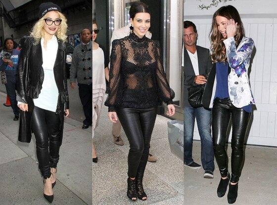 Rita Ora, Kim Kardashian, Kate Beckinsale