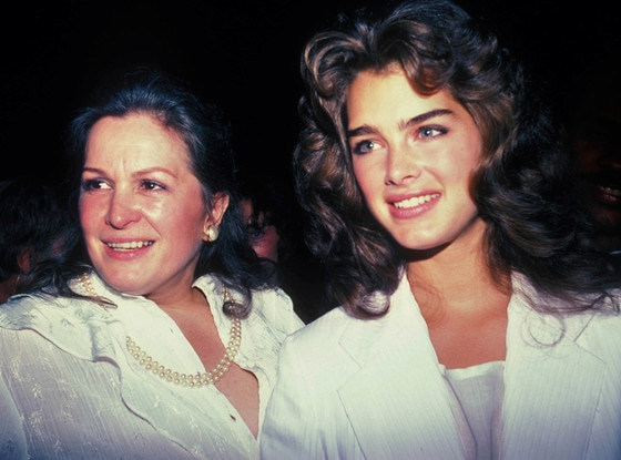 Teri Shields, Brooke Shields