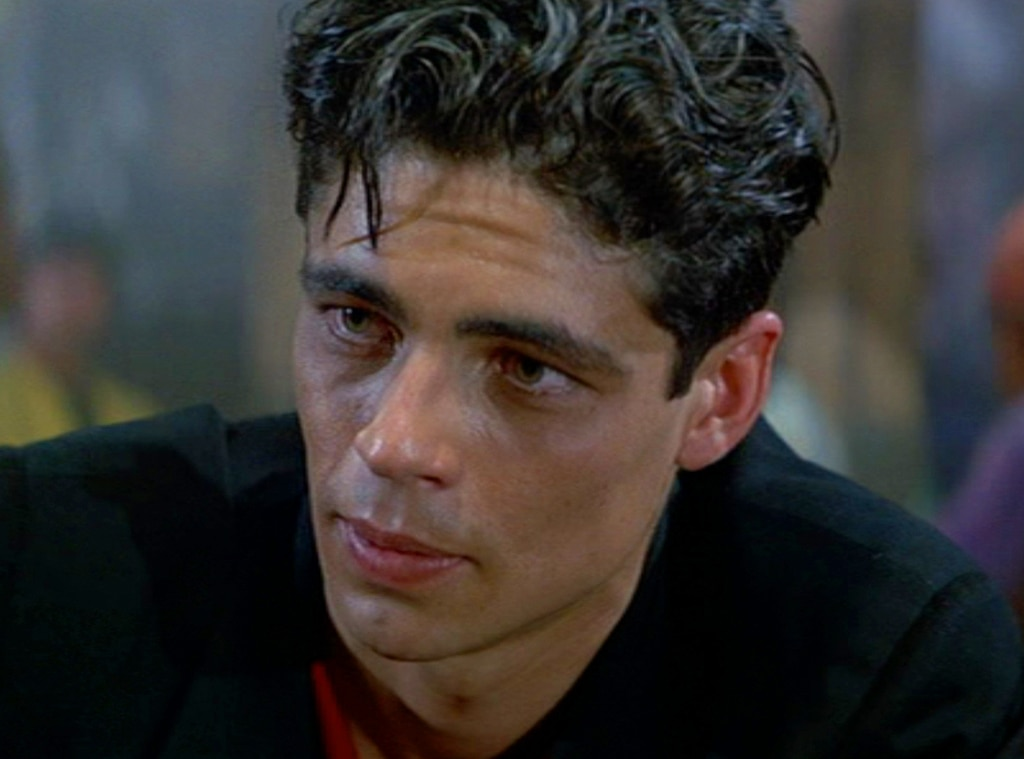 Benicio Del Toro, License To Kill