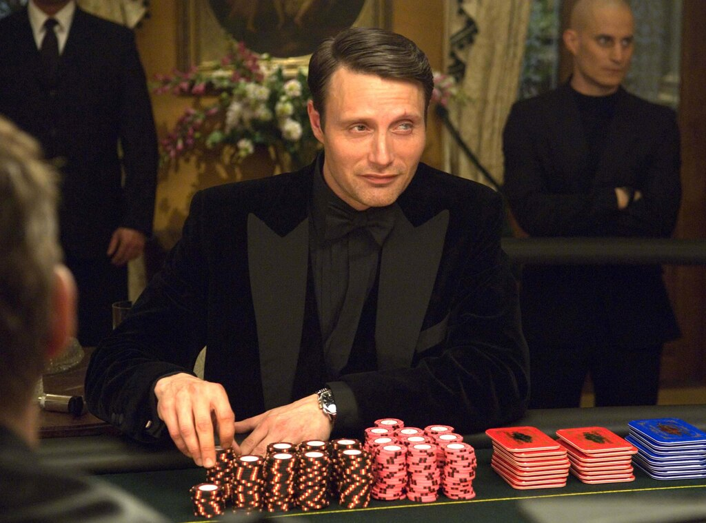 Bond Villians, Mads Mikkelsen, Casino Royale