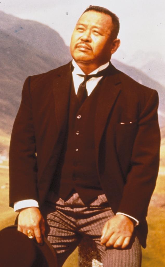 Bond Villians, Harold Sakata, Goldfinger
