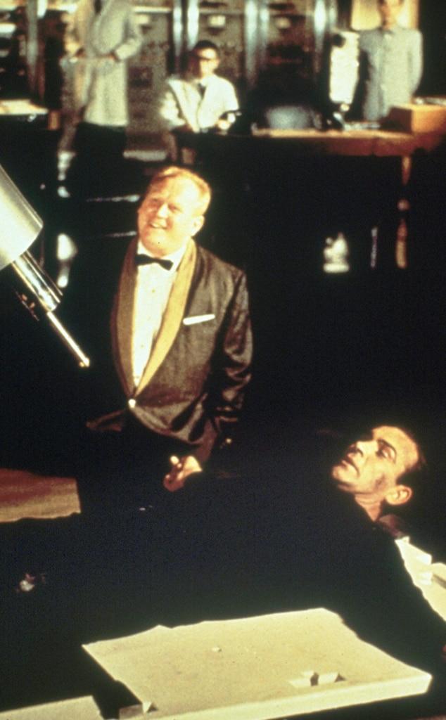 Bond Villians, Gert Frobe, Goldfinger
